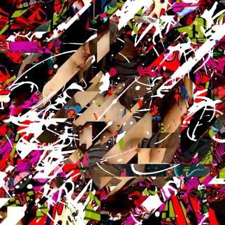 Desideratum, Mixta sobre lienzo 100cm x 100cm - 2015.