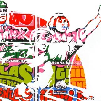 Prop II, Oleo sobre lienzo 80cm x 60cm 2012